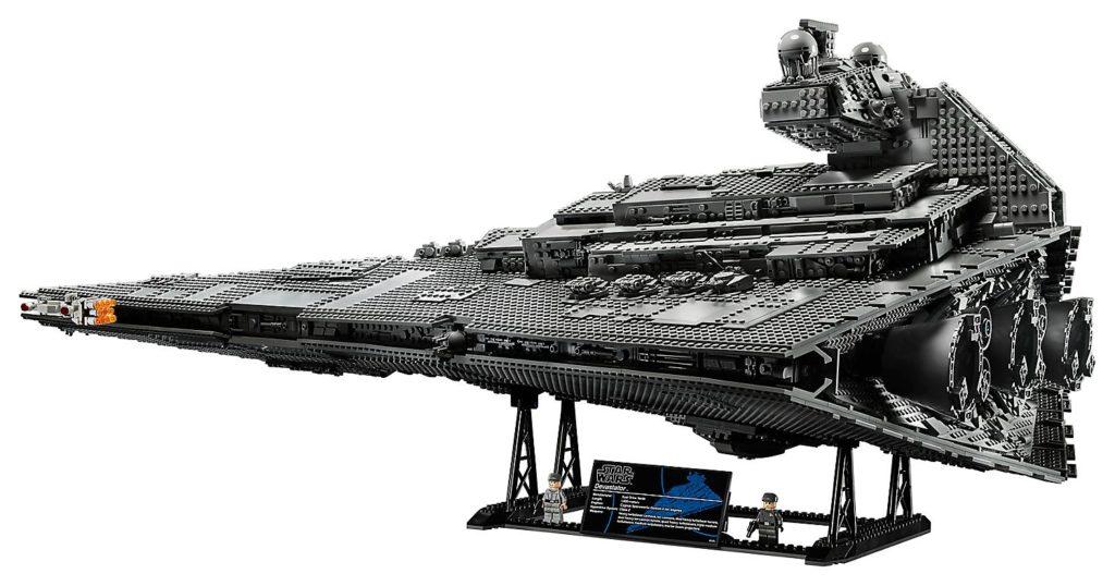Lego 75252 Gwiezdny Niszczyciel Imperium