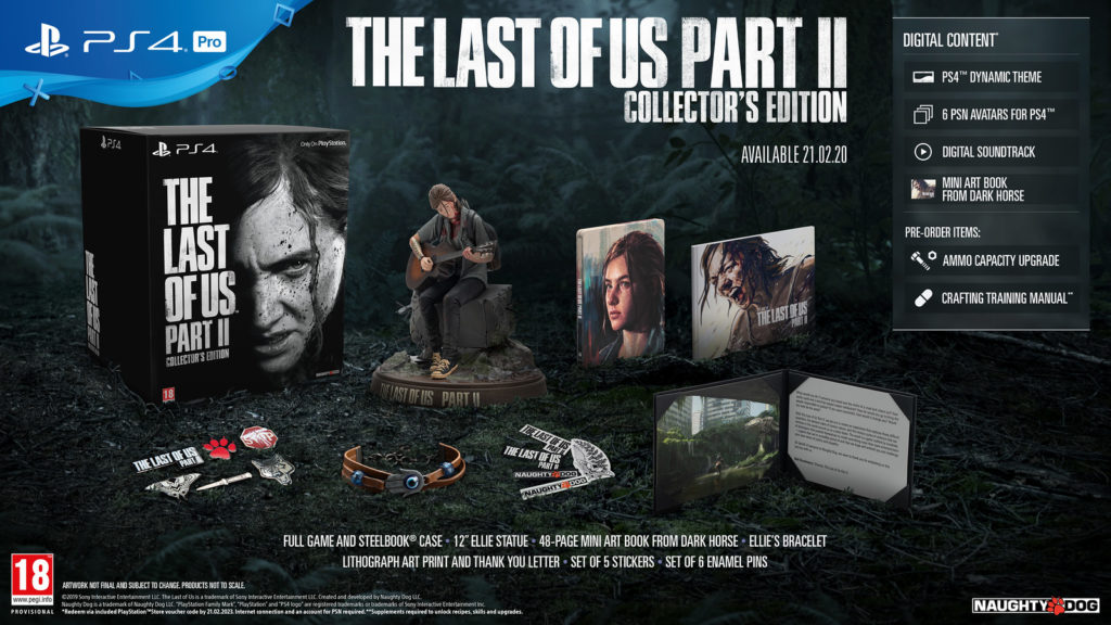 The Last Of Us Part II Edycja Kolekcjonerska w NeoNet