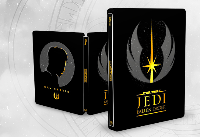 Star Wars Jedi: Upadły Zakon Steelbook