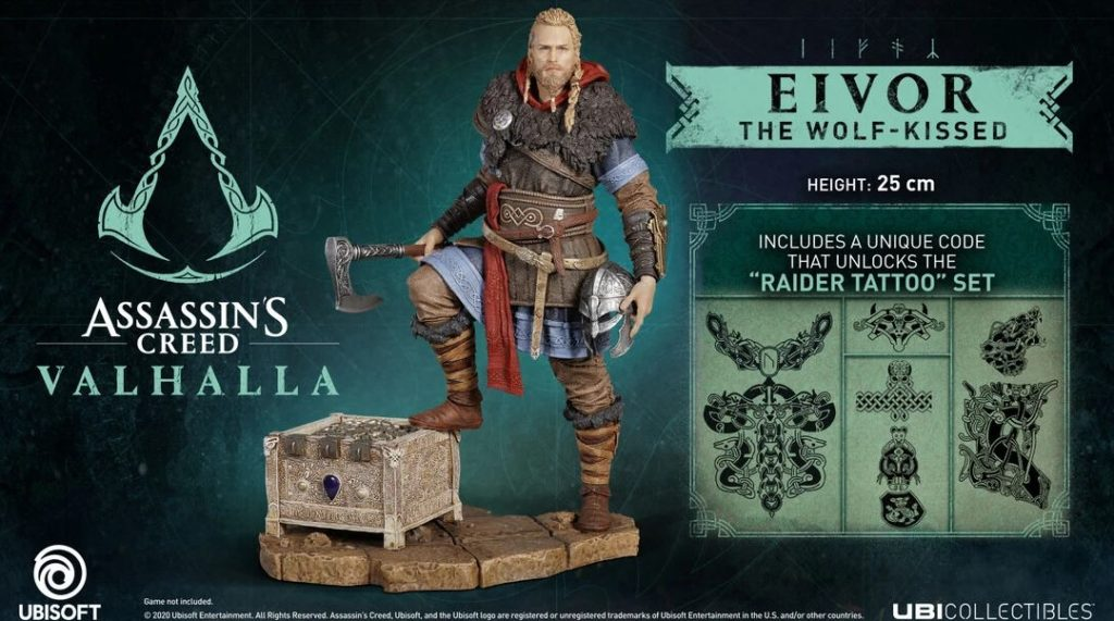 Assassin's Creed Valhalla figurka Eivora