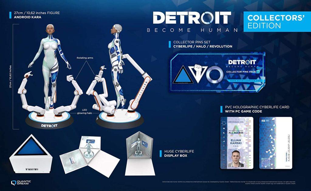 Kolekcjonerka Detroit: Become Human