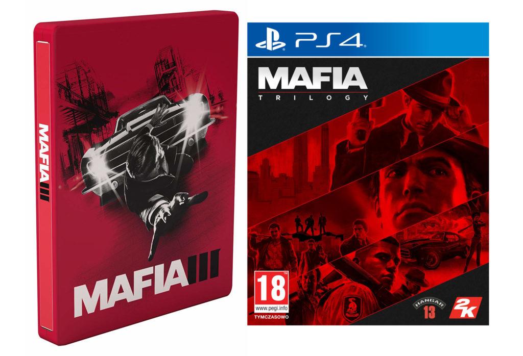 Mafia Edycja Ostateczna + Steelbook