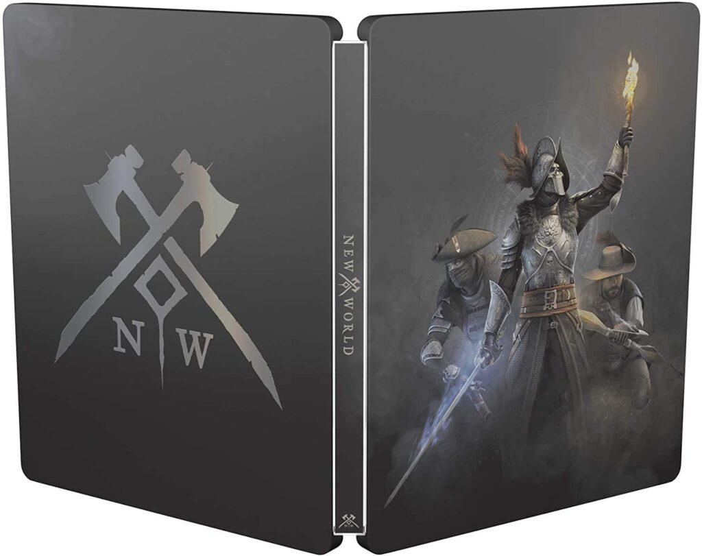 New World Steelbook