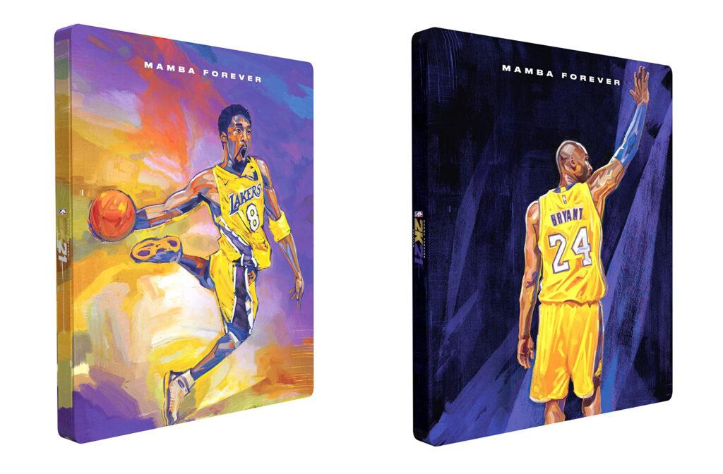 NBA 2K21 Steelbooki