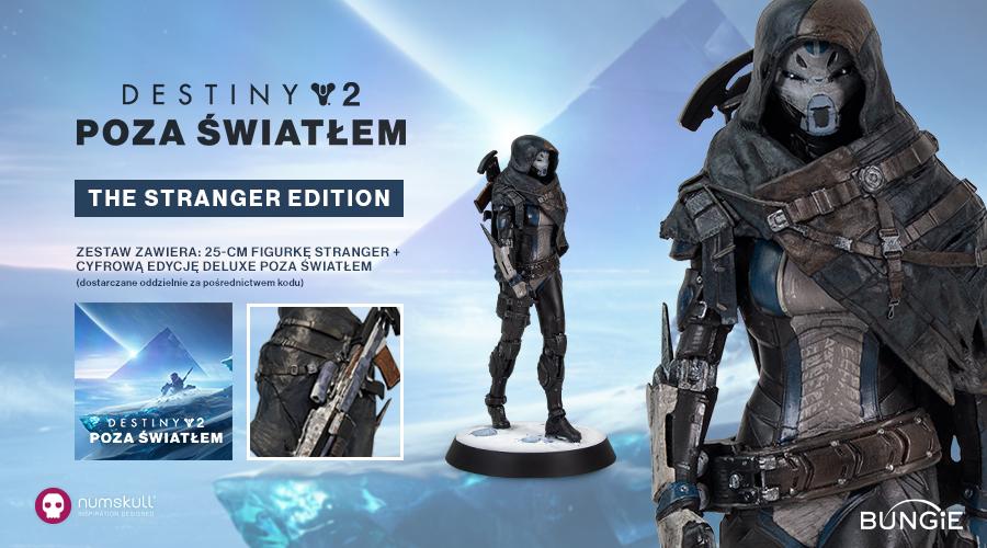 Destiny 2 Poza Światłem The Stranger Edition