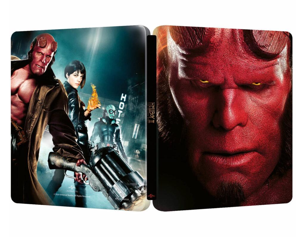 Hellboy: Złota armia 4K Steelbook