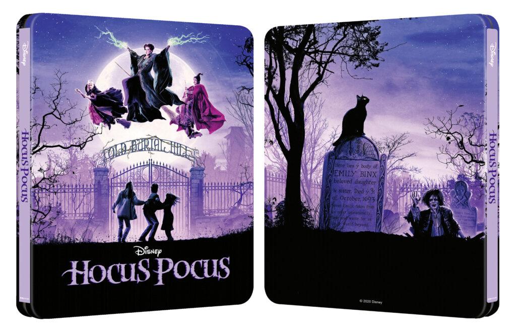 Hocus Pocus 4K UHD Steelbook
