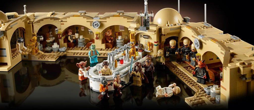 LEGO 75290 Gwiezdne Wojny Kantyna Mos Eisley