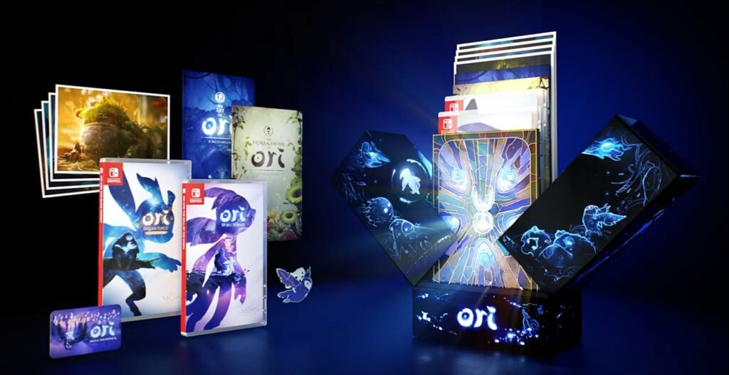 Ori Collector's Edition