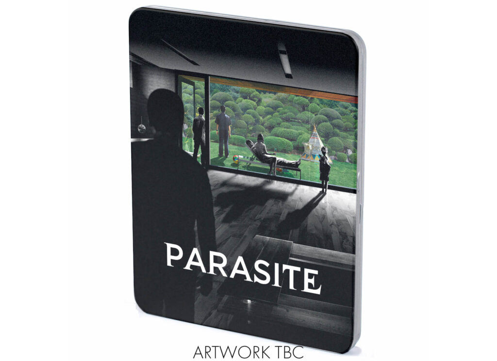 Parasite Steelbook 4K