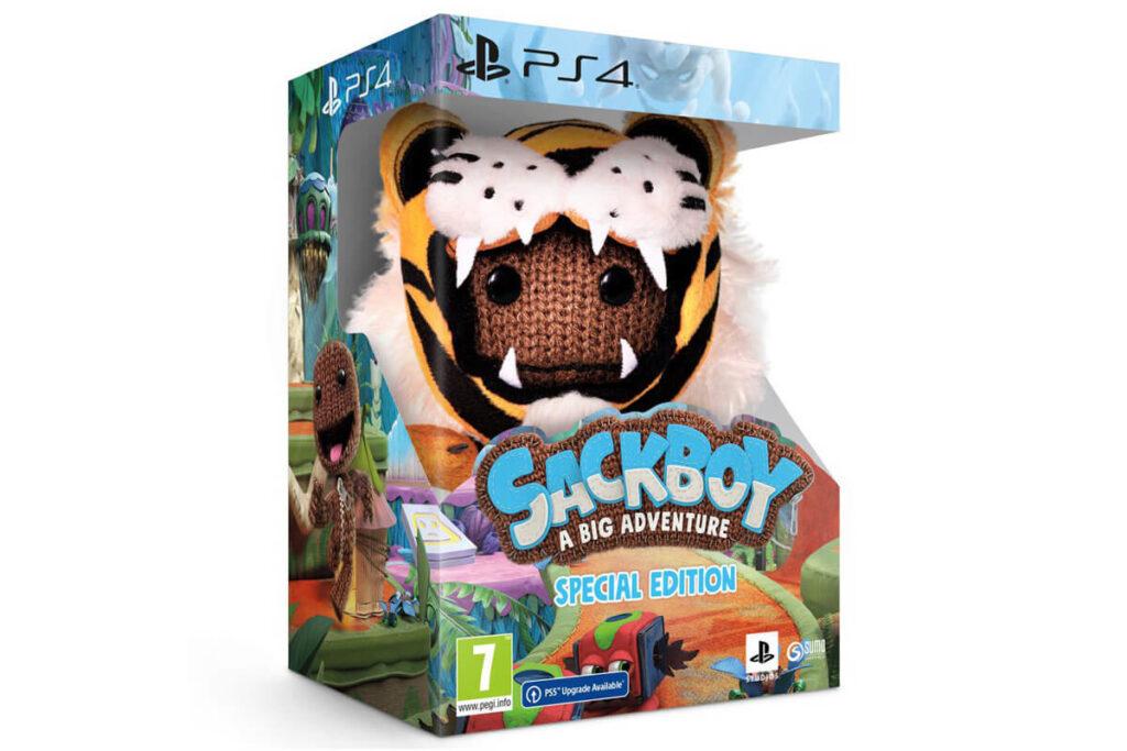 Sackboy: A Big Adventure Special Edition