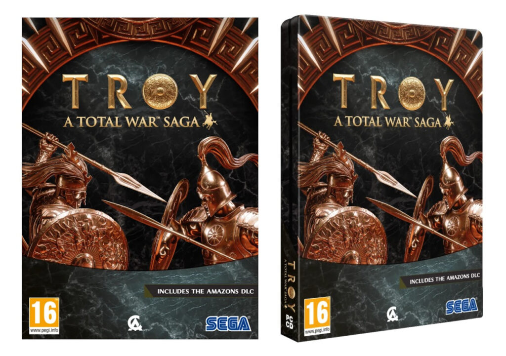 Total War Saga: Troy Limited Edition