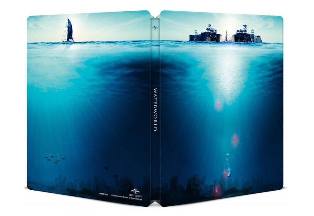 Wodny świat 4K Steelbook
