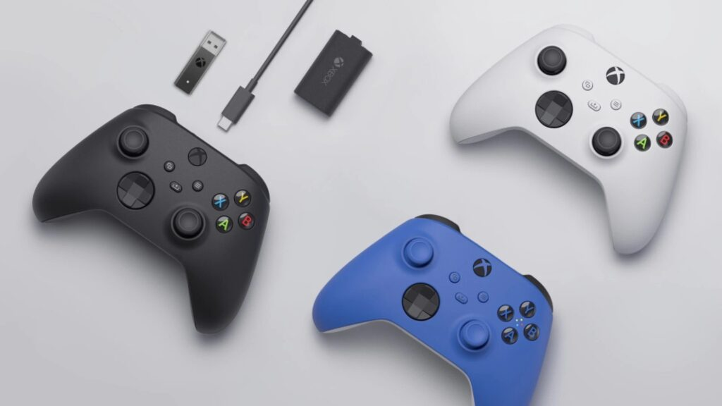 Kontrolery Xbox Series X | S