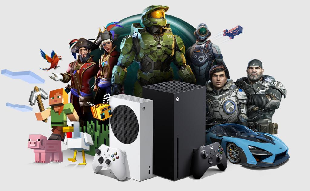 Xbox Series X | S - przedsprzedaż