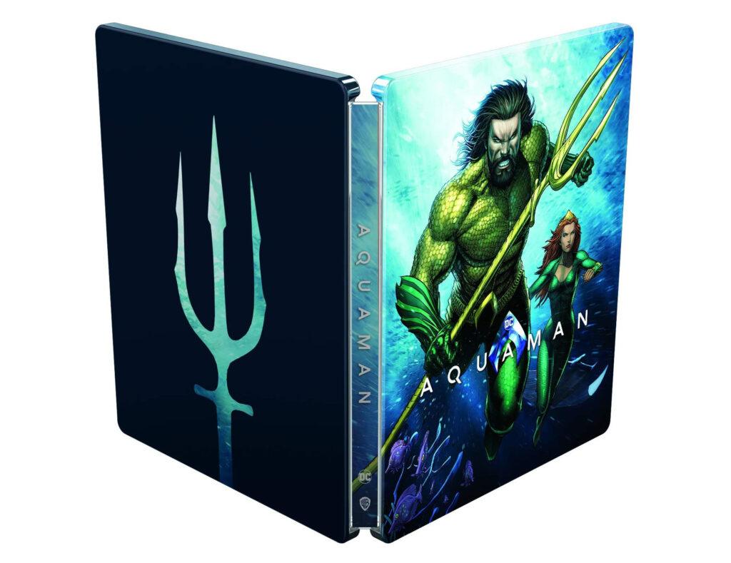 Aquaman 4K Steelbook