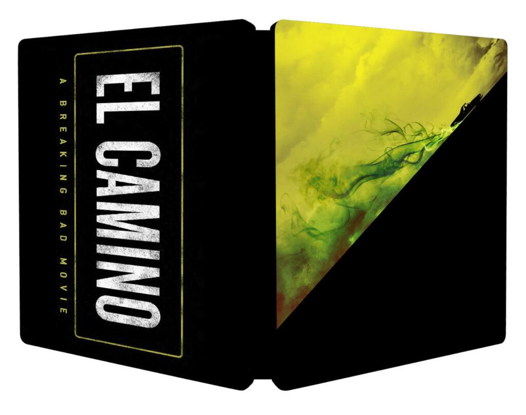 "El Camino: Film ""Breaking Bad"" Steelbook"