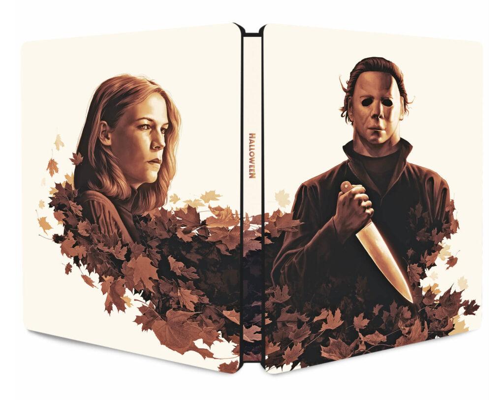 Halloween 4K Steelbook