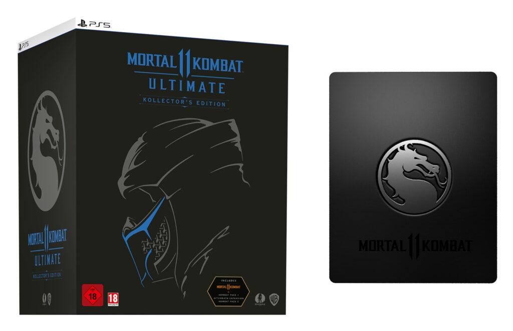 Mortal Kombat 11 Ultimate Kollektor's Edition