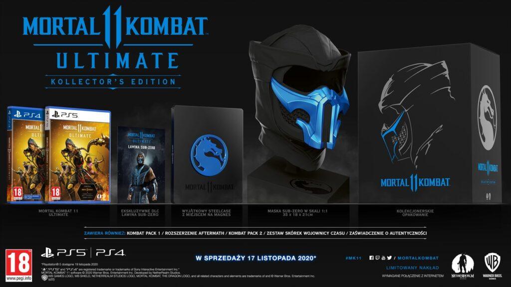 Mortal Kombat 11 Ultimate Kollector's Edition