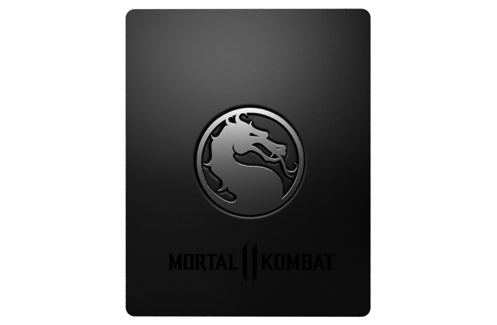 Mortal Kombat 11 Ultimate Limited Edition Steelbook