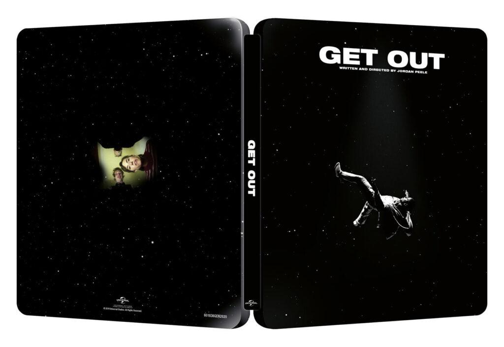 Uciekaj! 4K Steelbook