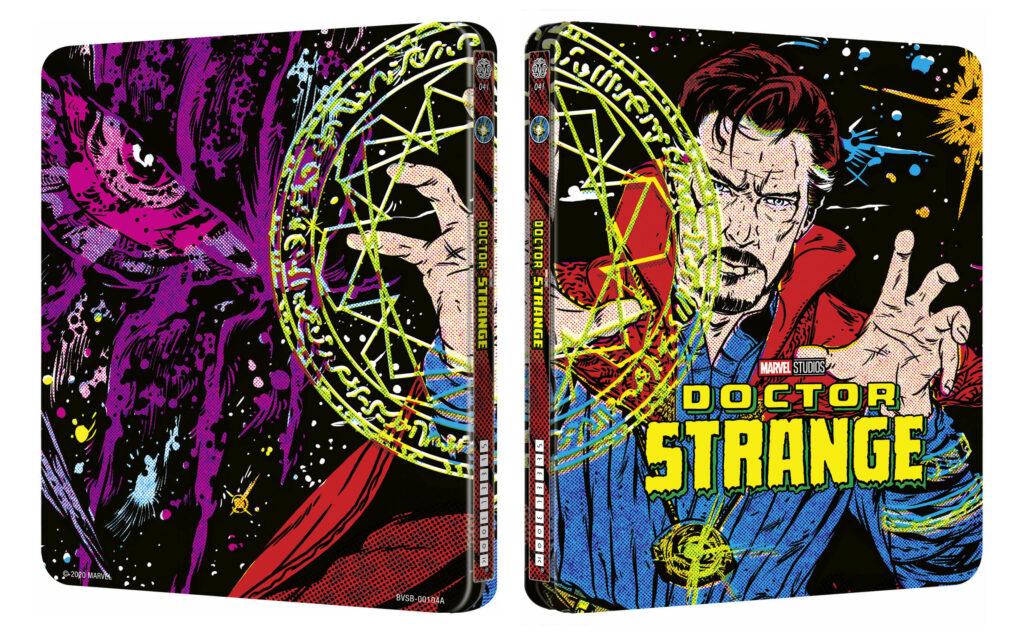 Doktor Strange 4K Mondo #41 Steelbook