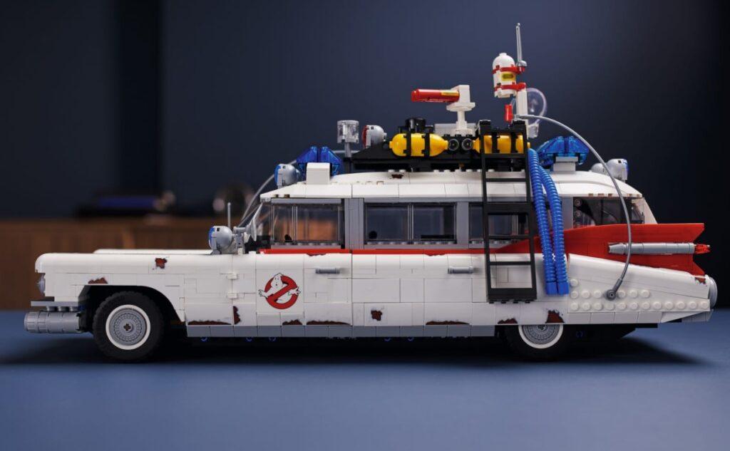 LEGO Creator 10274 ECTO-1 Pogromców duchów