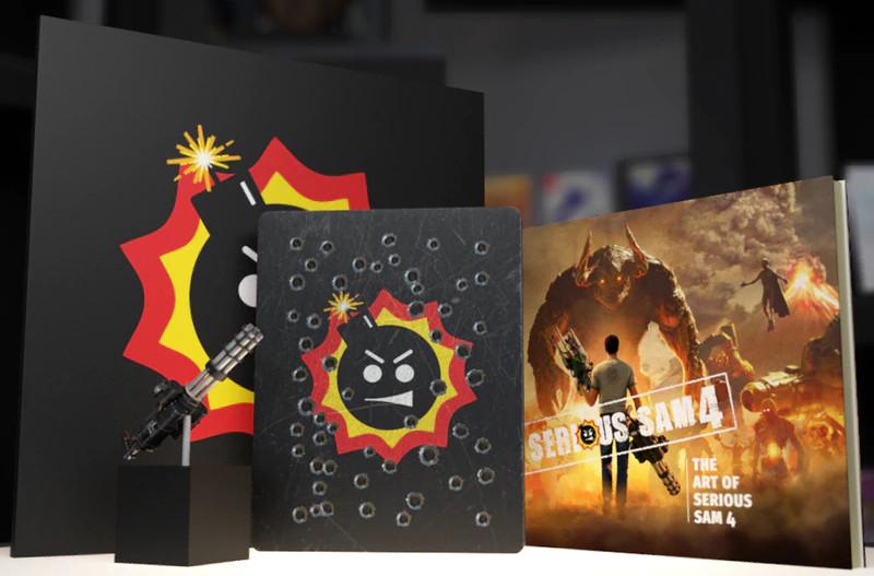 Serious Sam 4 Edycja Kolekcjonerska