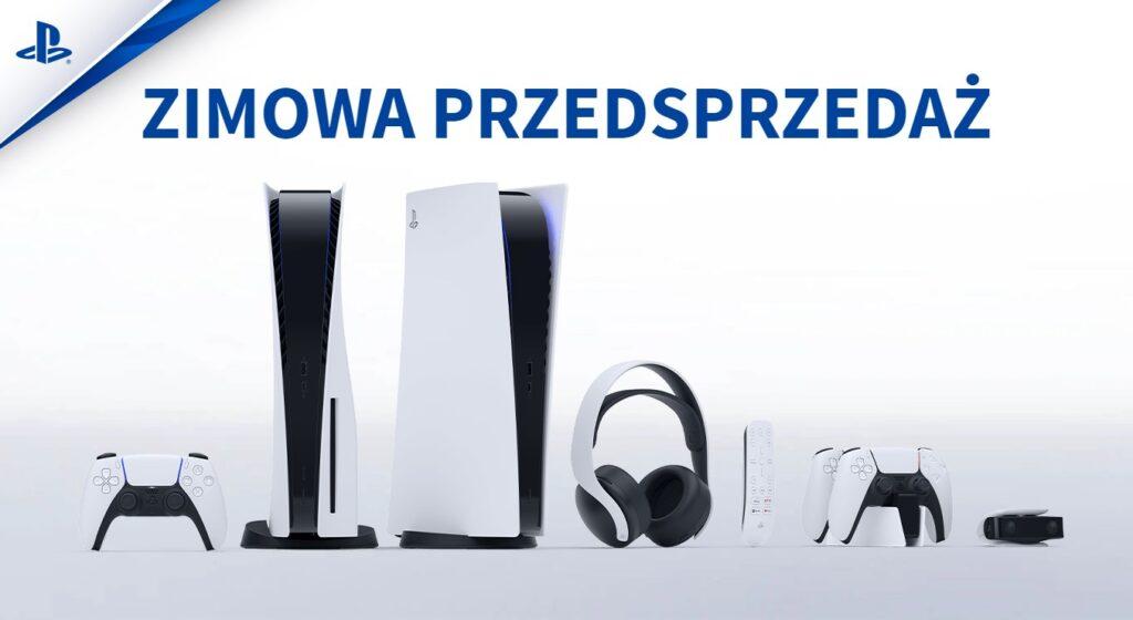 Playstation 5 - zimowa przedsprzedaż w Media Expert