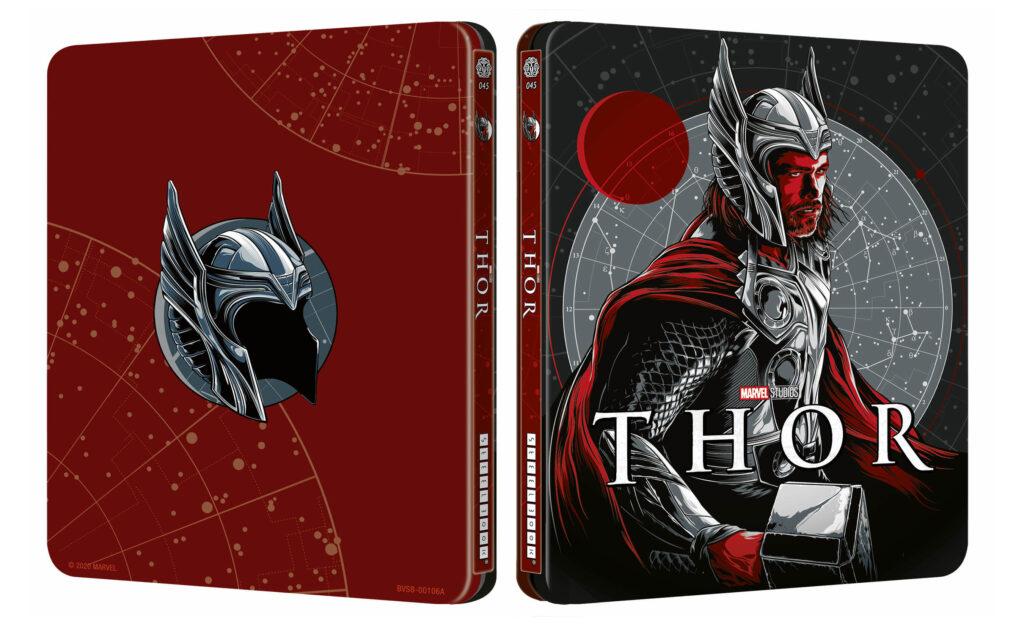 Thor 4K Mondo #45 Steelbook – przedsprzedaż