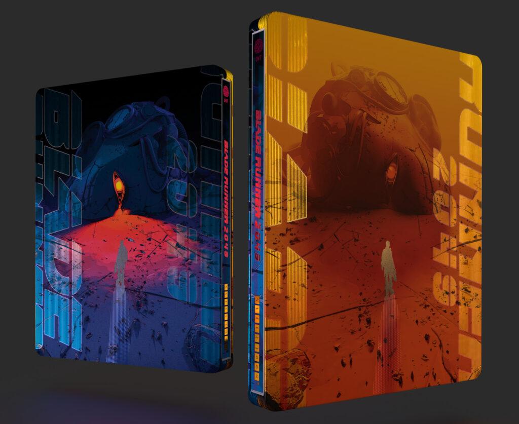 Blade Runner 2049 4K Mondo Steelbook