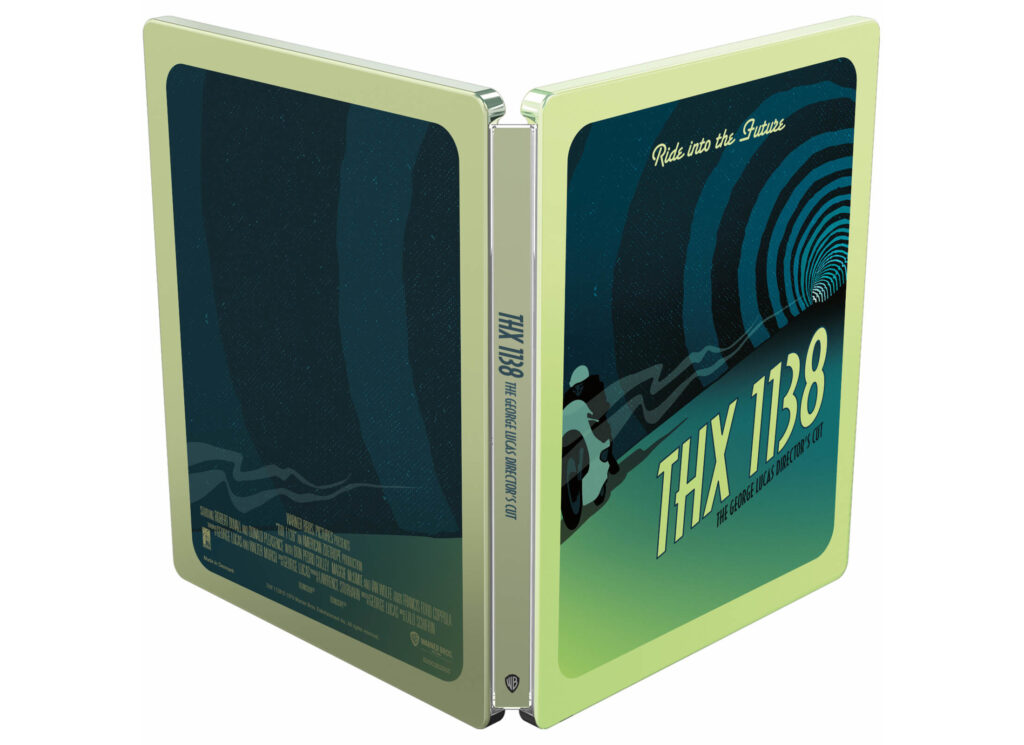 THX 1138 Steelbook