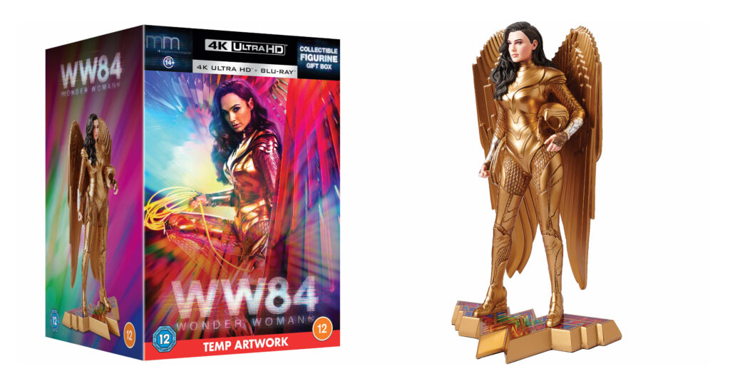 Wonder Woman 1984 Edycja Kolekcjonerska