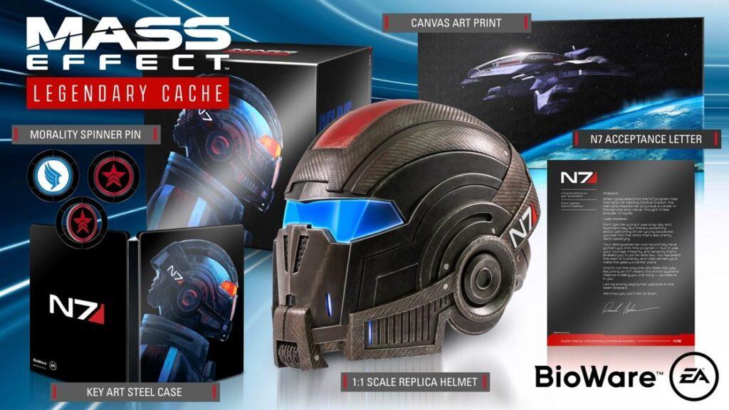 Mass Effect Legendarny zasobnik