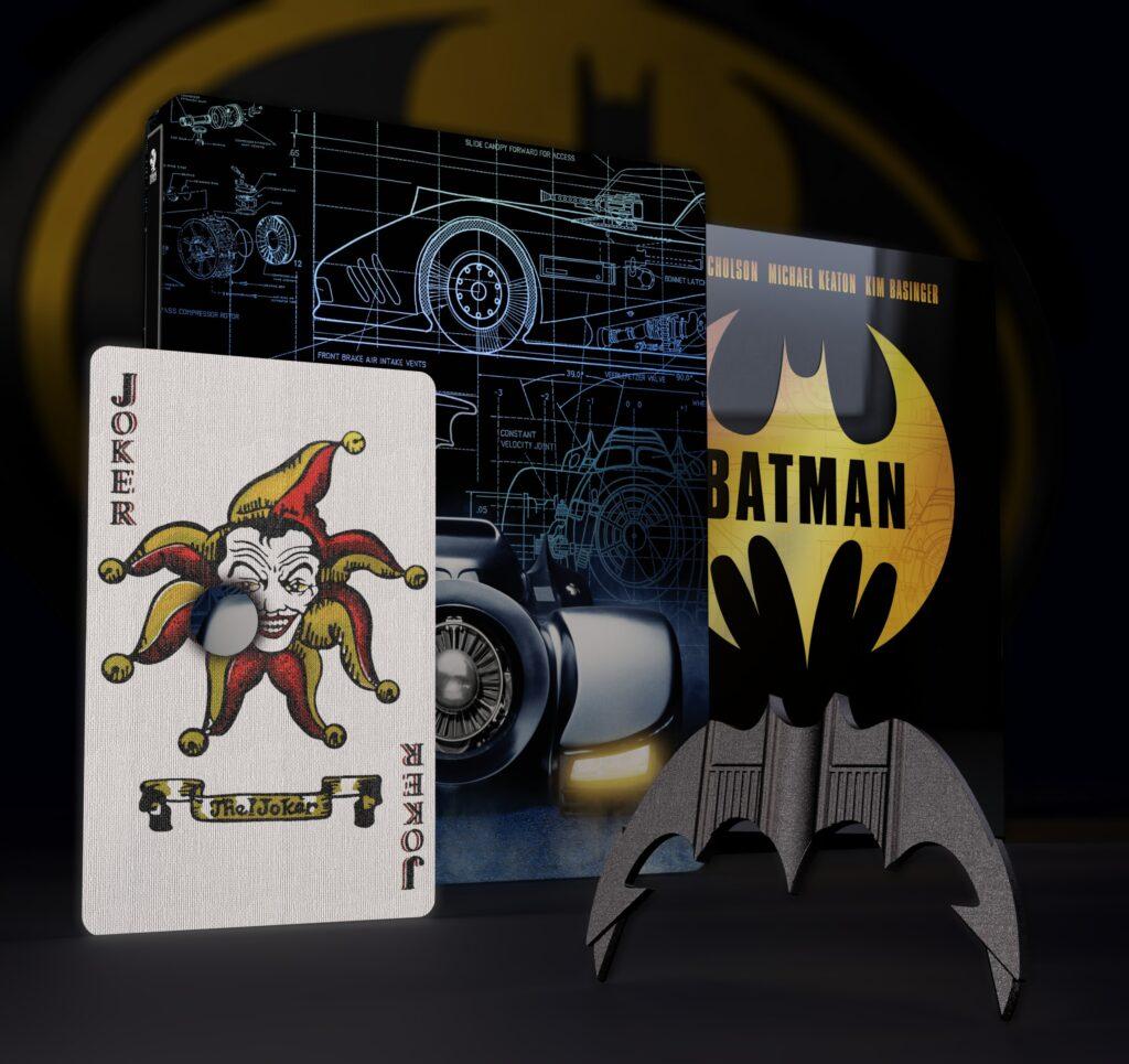 Titans of Cult Batman 4K