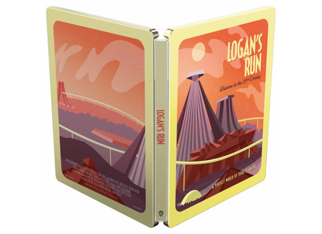 Ucieczka Logana Steelbook