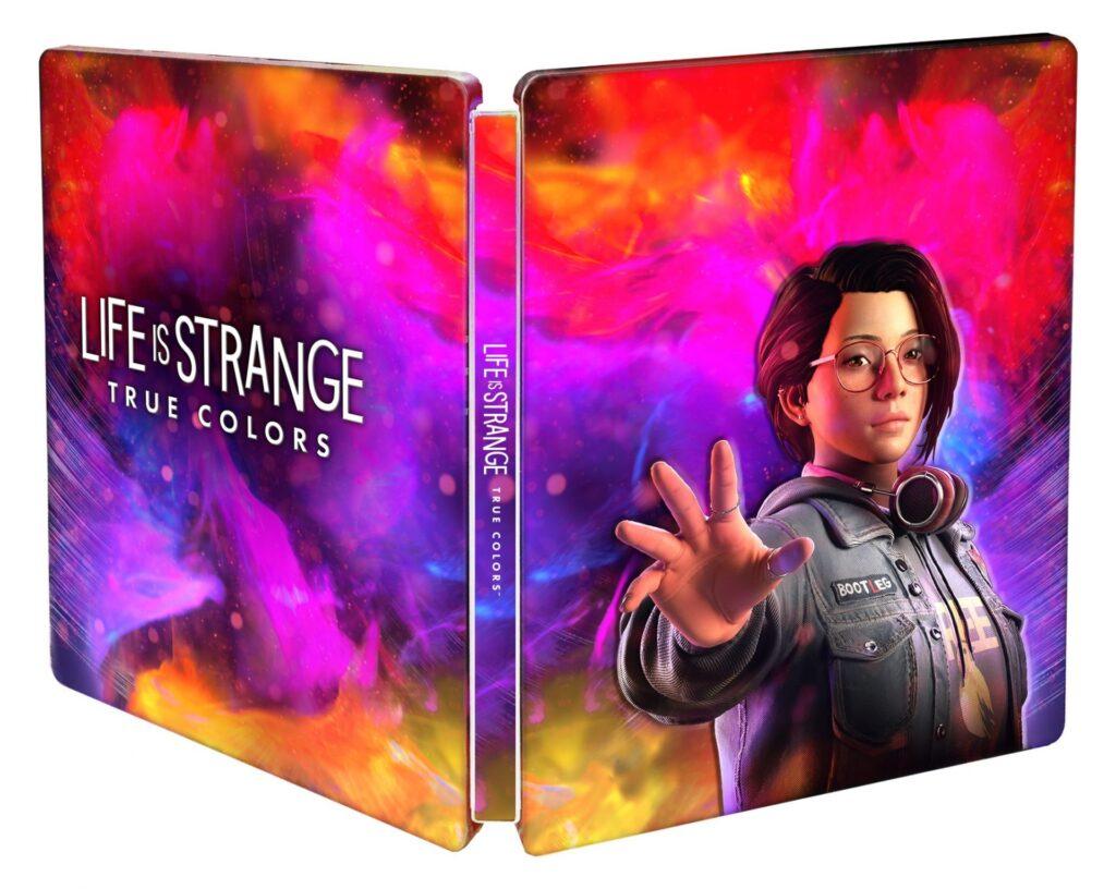 Life is Strange True Colors Steelbook