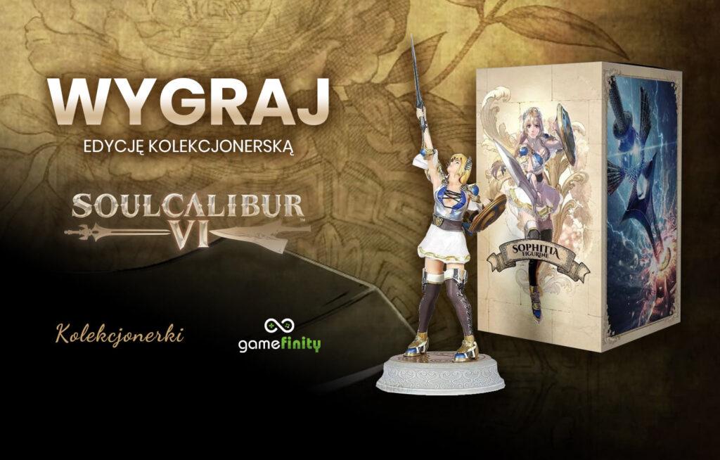Konkurs Kolekcjonerki & Gamefinity - kolekcjonerka SoulCalibur VI