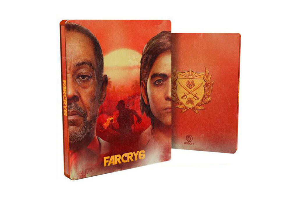 Far Cry 6 Steelbook