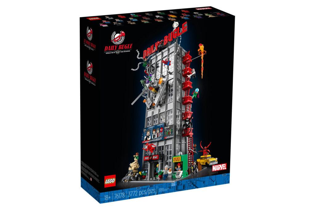 LEGO Marvel Spider-Man Daily Bugle (76178)
