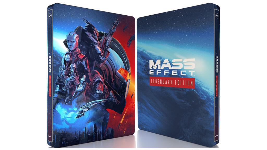 Mass Effect Edycja Legendarna Steelbook