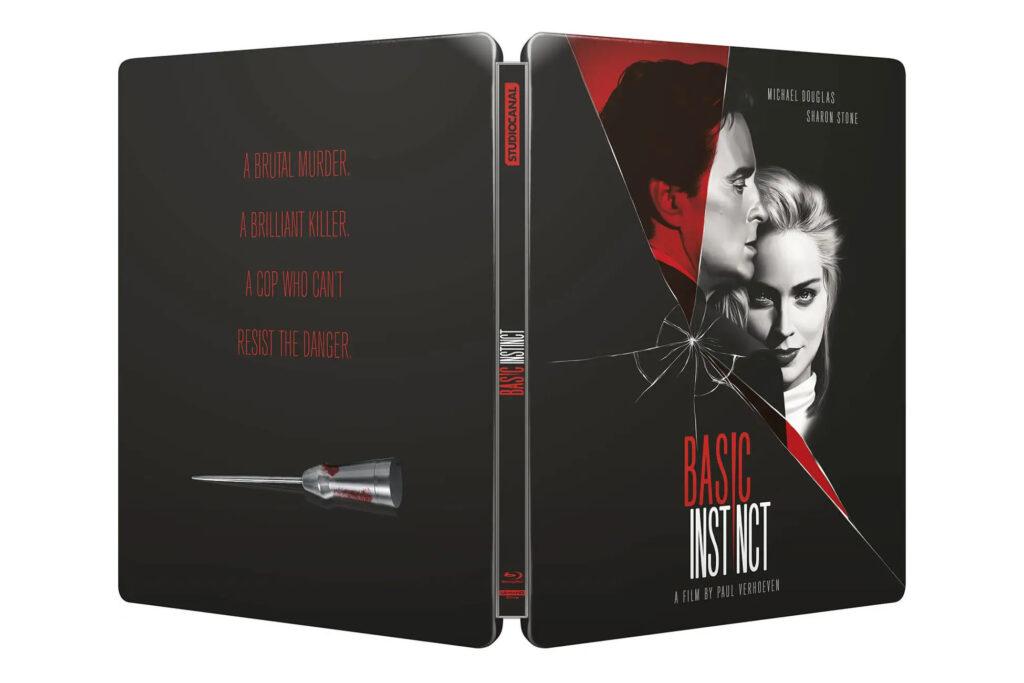 Nagi Instynkt 4K Steelbook