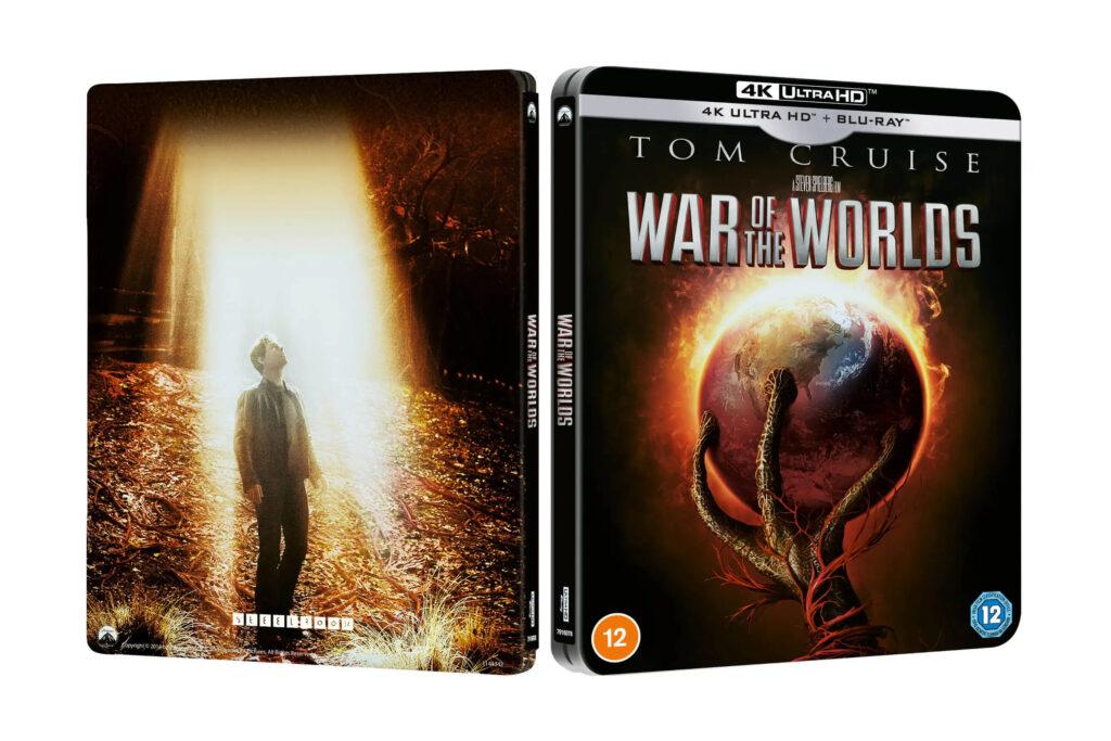 Wojna światów 4K Steelbook