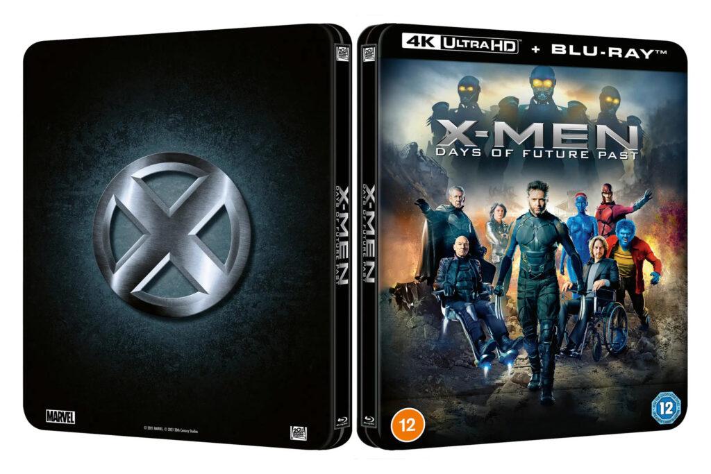 X-Men: Przeszłość, która nadejdzie 4K Steelbook