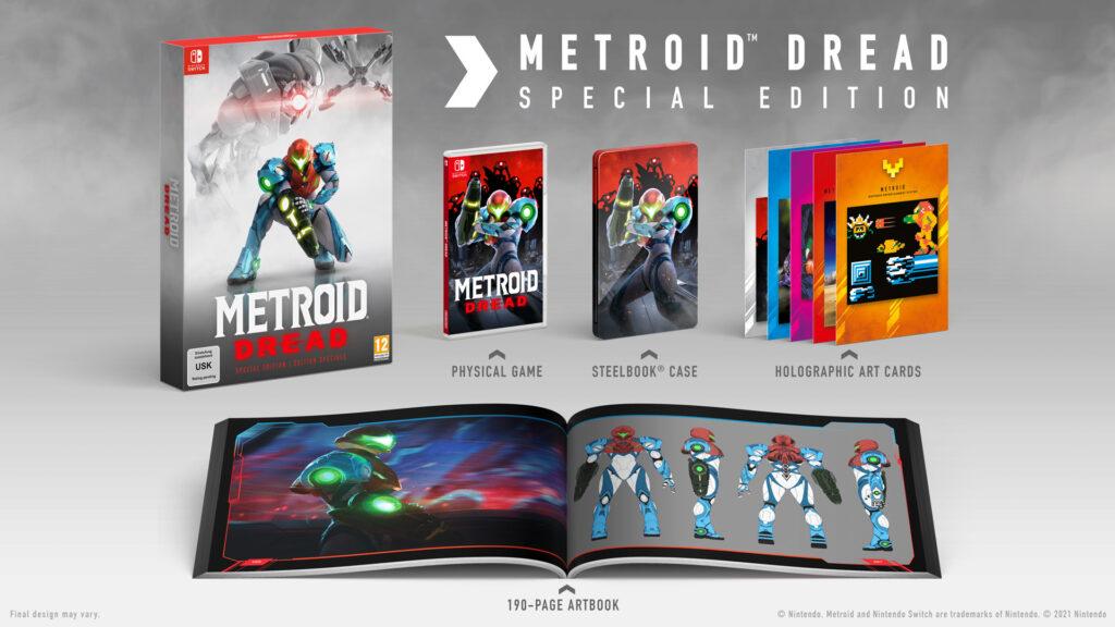 Metroid: Dread Special Edition
