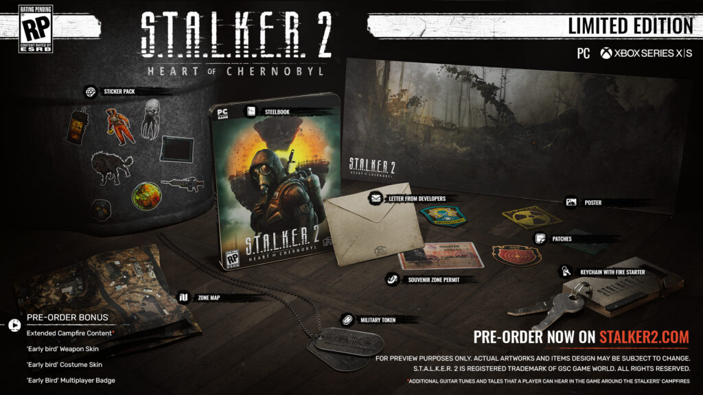 S.T.A.L.K.E.R. 2 Limited Edition