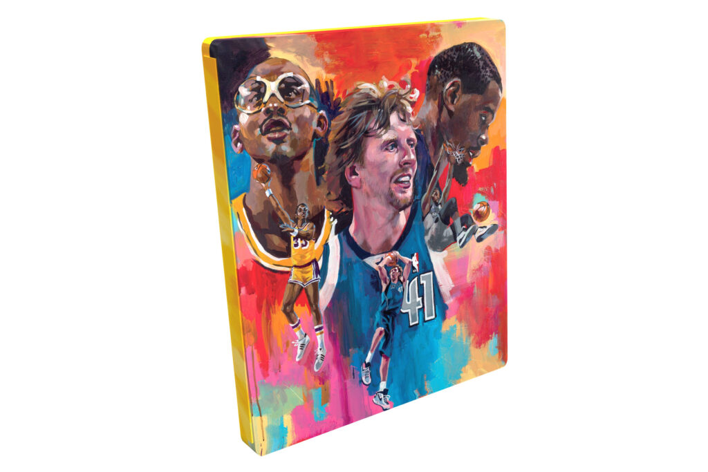 NBA 2K22 Steeelbook