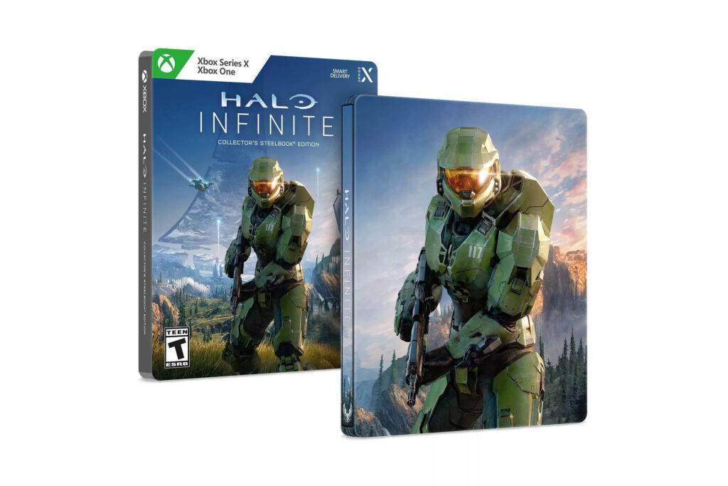 Halo Infinite Steelbook Edition