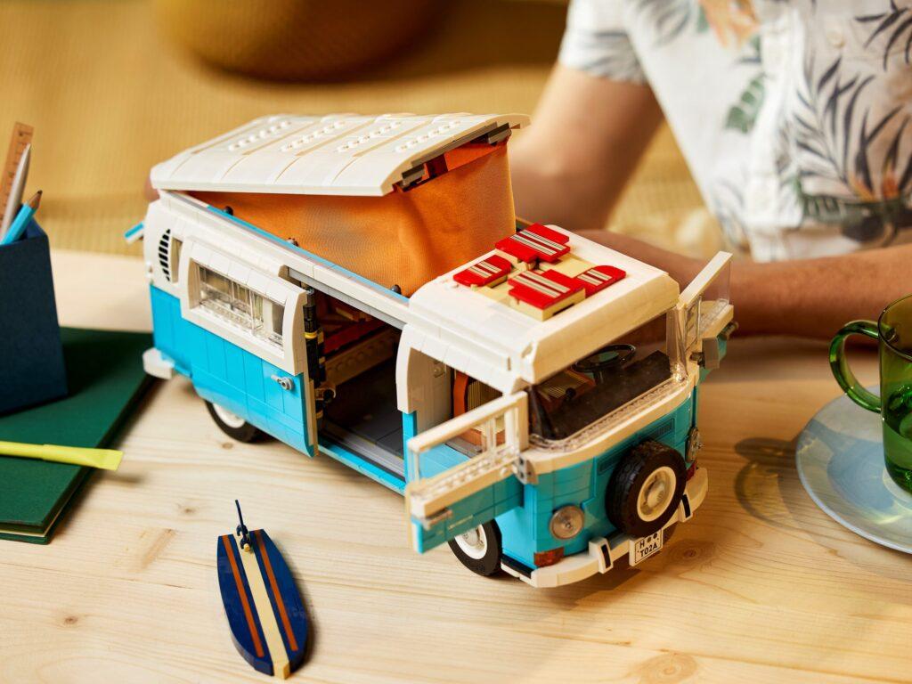LEGO Creator 10279 Mikrobus kempingowy Volkswagen T2